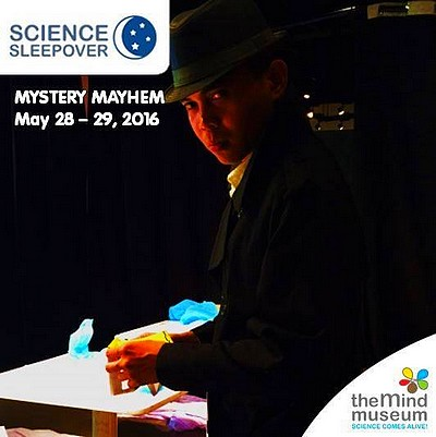 Science Sleepover: Mystery Mayhem