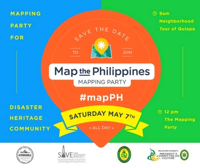 map the philippines