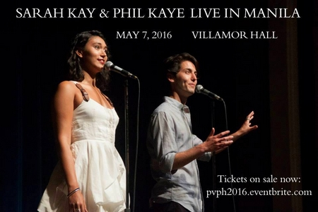 sarah and phil kay live in manila