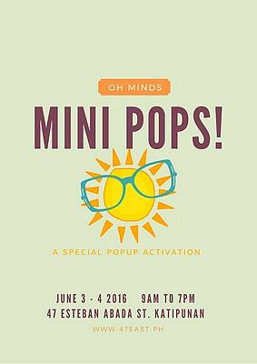 Mini Pops!