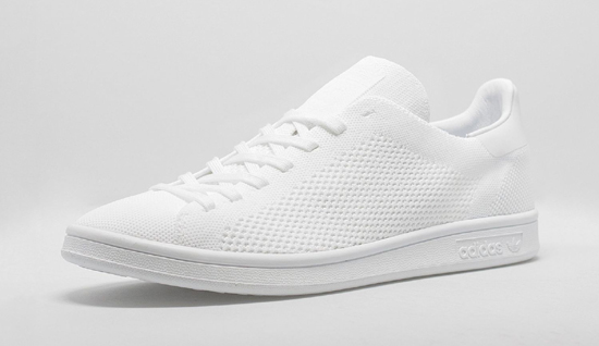 Adidas Stan Smith Primeknit Triple White