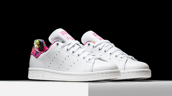 Adidas Women Originals x The Farm Company Stan Smith