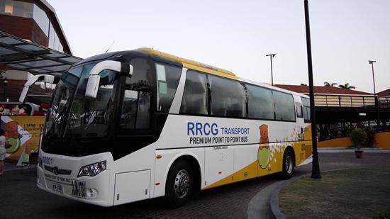 P2P bus route