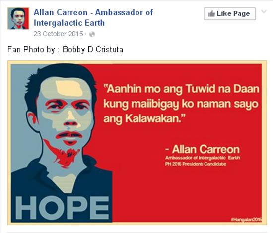 Allan Carreon FB