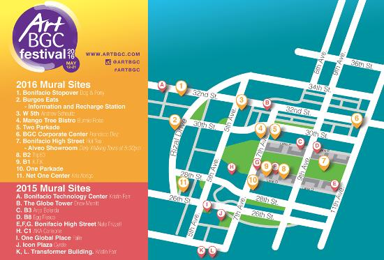Art BGC Map