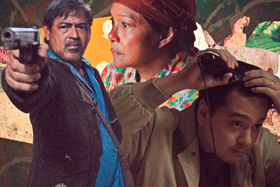 Award-Winning Performances in Pinoy Movies