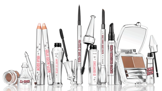 Benefit The Brow Collection
