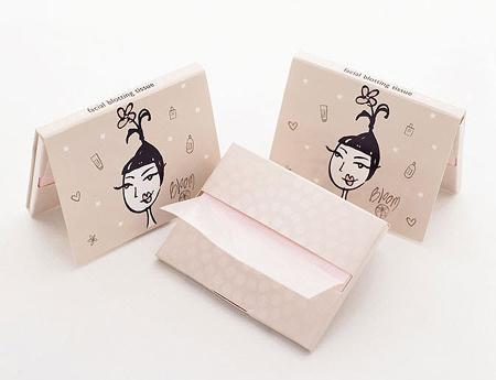 Bloom Facial Blotting Tissue