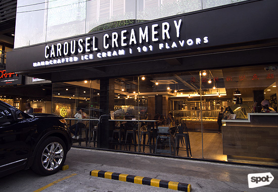 Carousel Creamery