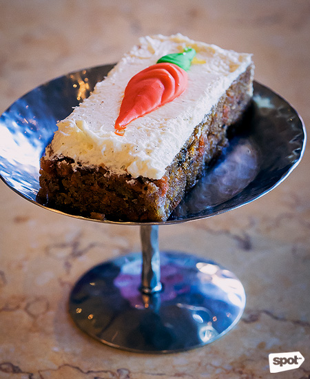 The Best Carrot Cakes In Manila