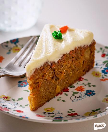 Carrot Cake Chocolate Kiss