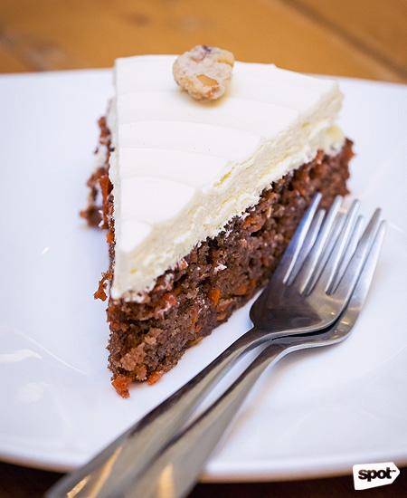 Carrot Cake Craft