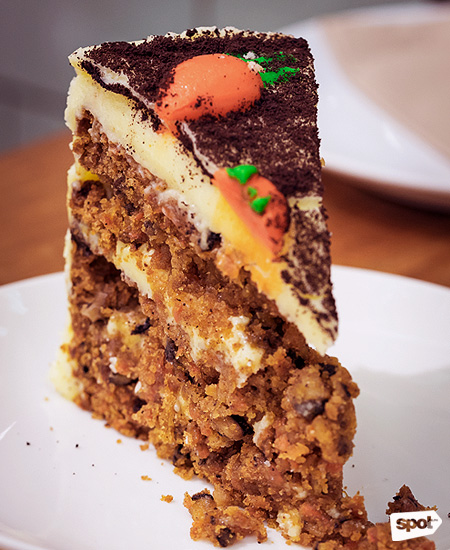Carrot Cake Wildflour