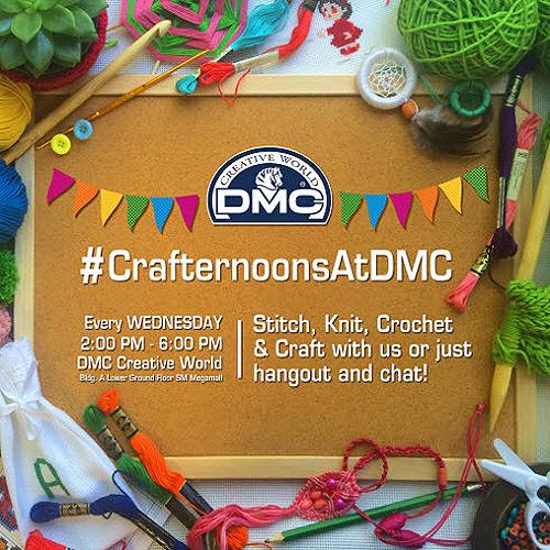 #CrafternoonsAtDMC