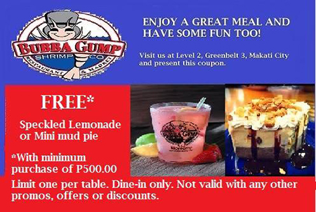 Cheap Bubba Gump