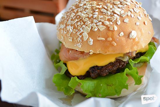 Burgery Cheeseburger