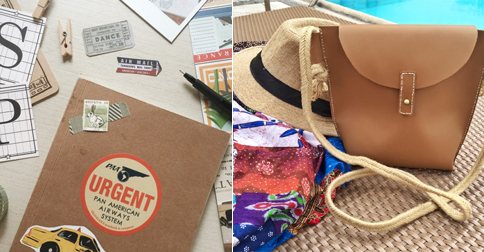craft collective travelogue