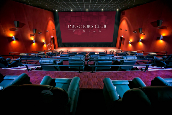 S Maison Director's Club Cinema