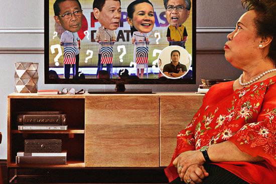Pilipinas Debate JP Maunes