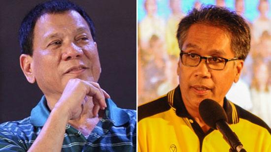Duterte Roxas