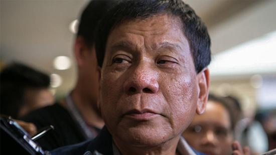 Duterte press conference