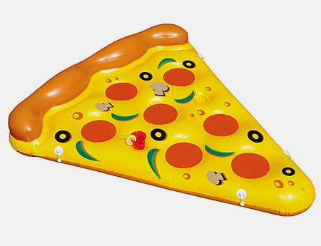 Giant Pizza Floatie