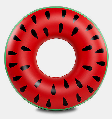 Giant Pool Float Watermelon
