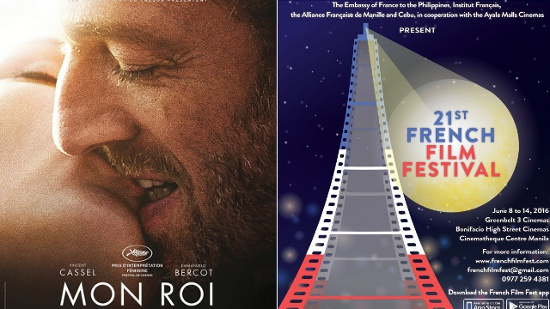 Guide to 21st French Film Festival