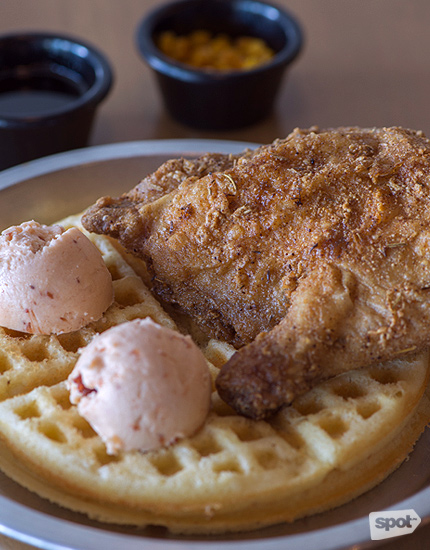 Catabolic Cafe Fried Chicken