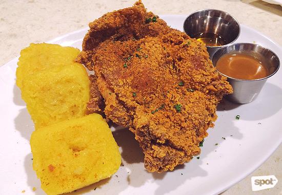 Kettle Fried Chicken