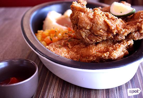 peri-peri fried chicken