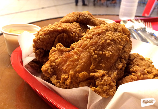 Tom Sawyer Fried Chicken