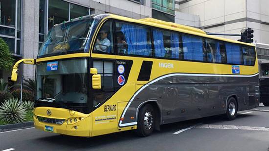 P2P bus service