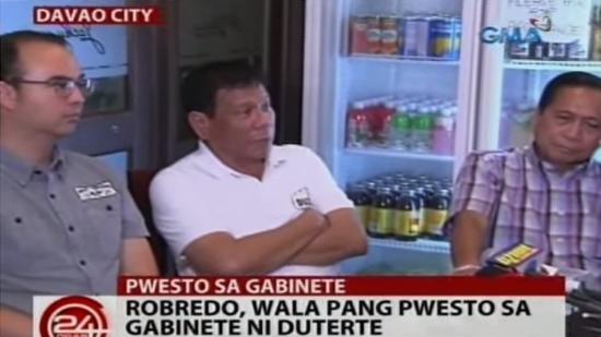 Duterte cabinet final