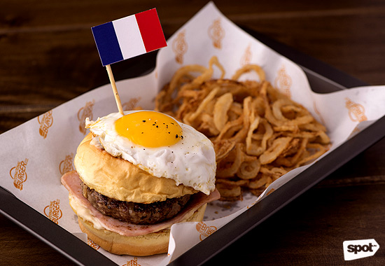 International Burger Co