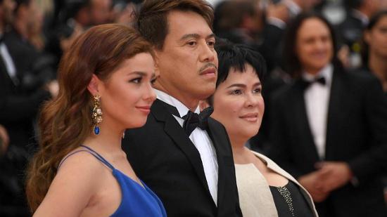 Jaclyn Jose Brillante Mendoza Andi Eigenmann Cannes Film Festival