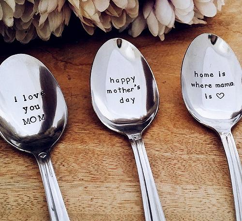 Istorya Personalized Spoons