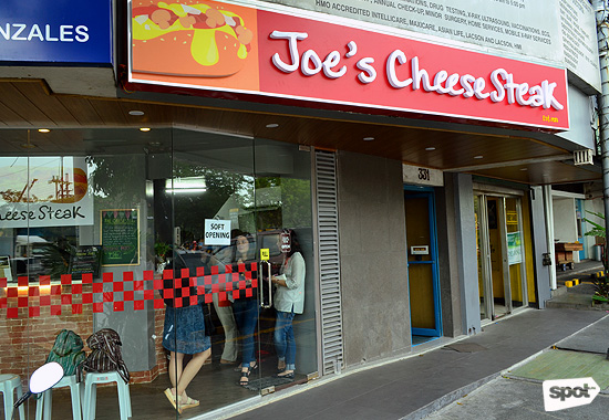 Joe's Cheesesteak