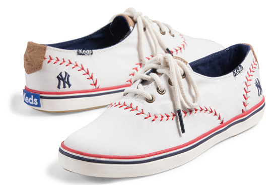 Keds Major League Baseball 2016 Collection