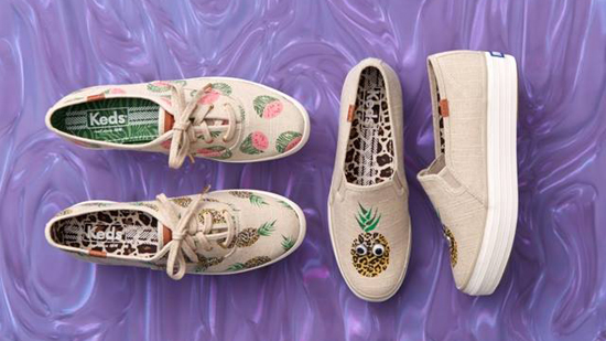 Keds Fruity Animals Collection
