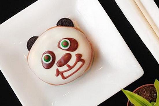 Krispy Kreme Kung Fu Panda