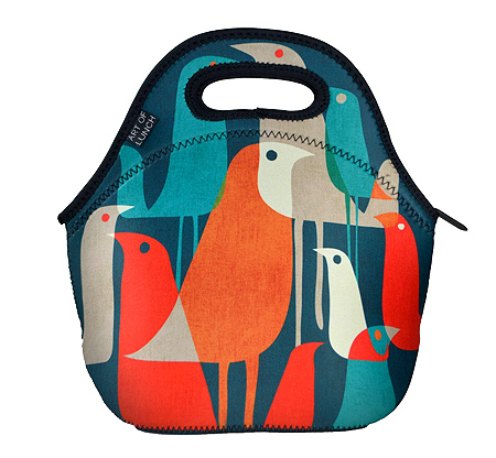 10 Cool Lunch Bags to Take to Work