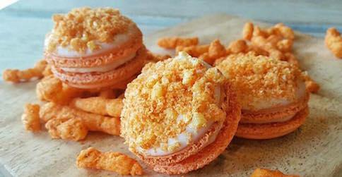 Macaron Day Mrs. Grahams
