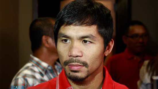 Manny Pacquiao death penalty