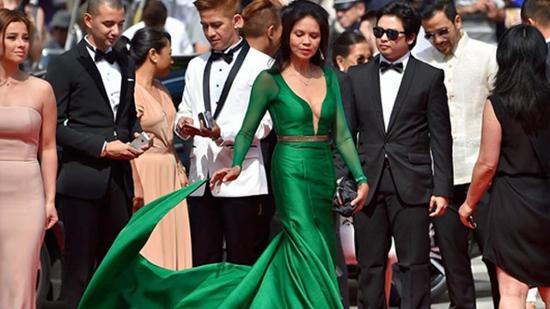 Maria Isabel Lopez Cannes Film Festival