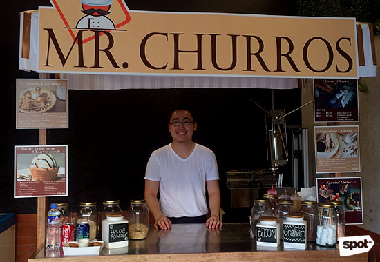 Mr Churros