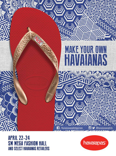 0eec4e044f46 Make Your Own Havaianas 2016