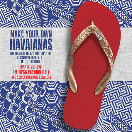 e2850538d Make Your Own Havaianas 2016 goes Japanese