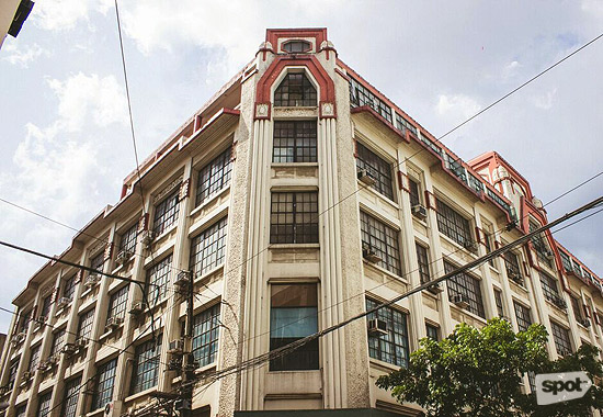 Things to do in escolta manila for Builders first