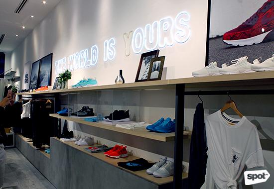 Nike SNKRS Studio